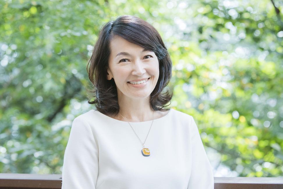 岡田美里さん
